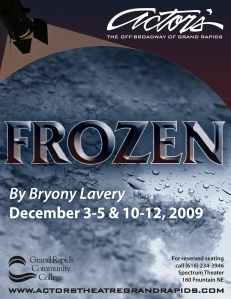 Frozen by Bryony Lavery at Actors Theatre