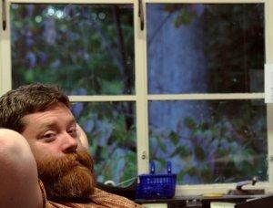 Playwright Randy Wyatt