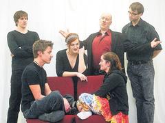 Actors' Theatre Mr. Marmalade cast