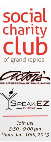 Social Charity Club Grand Rapids
